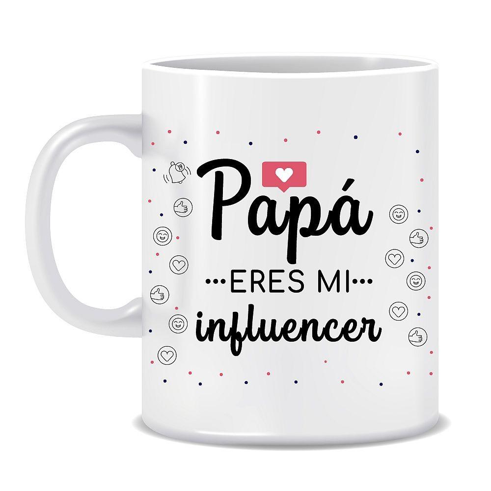 TAZA - PAPÁ INFLUENCER