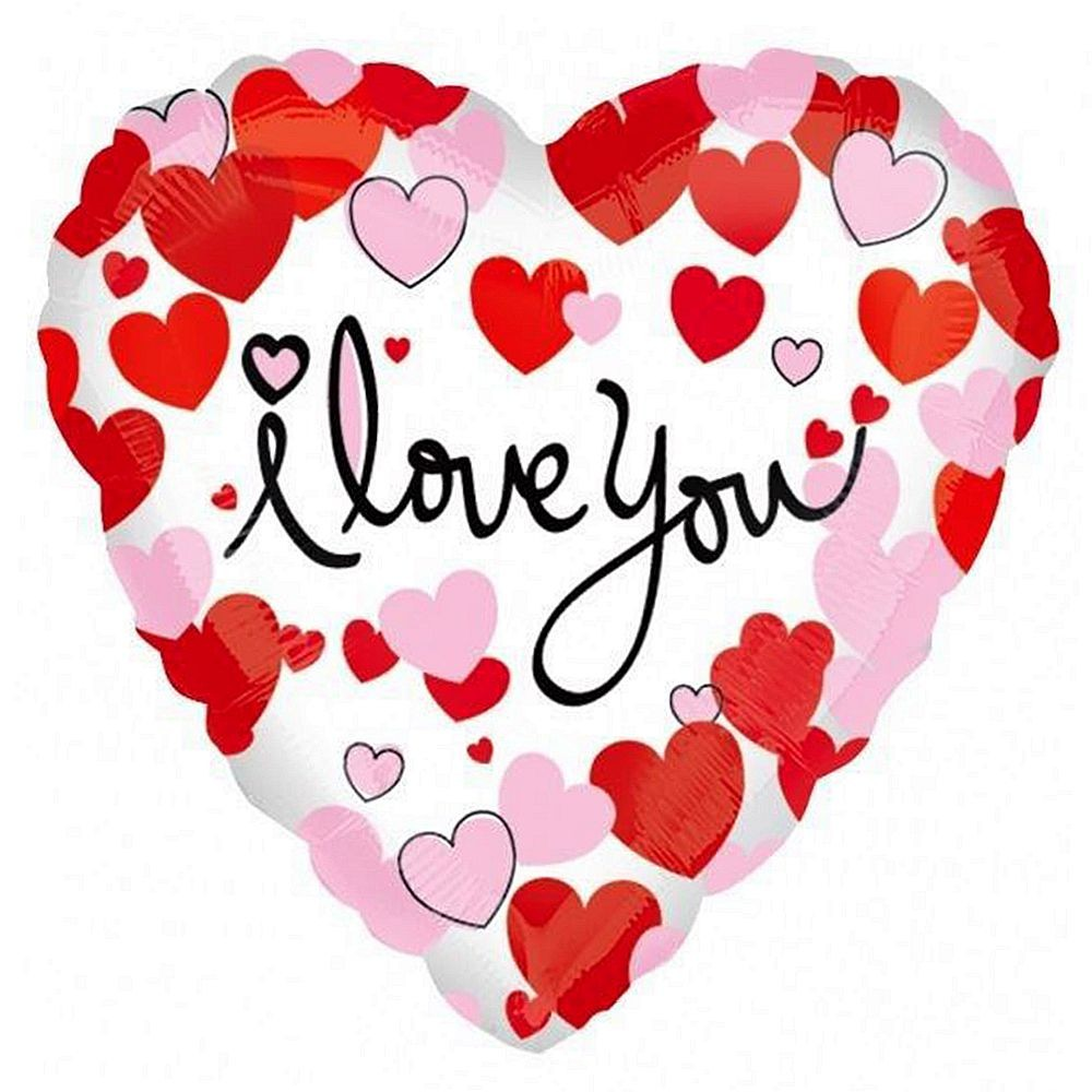 GLOBO I LOVE YOU - GRANDE