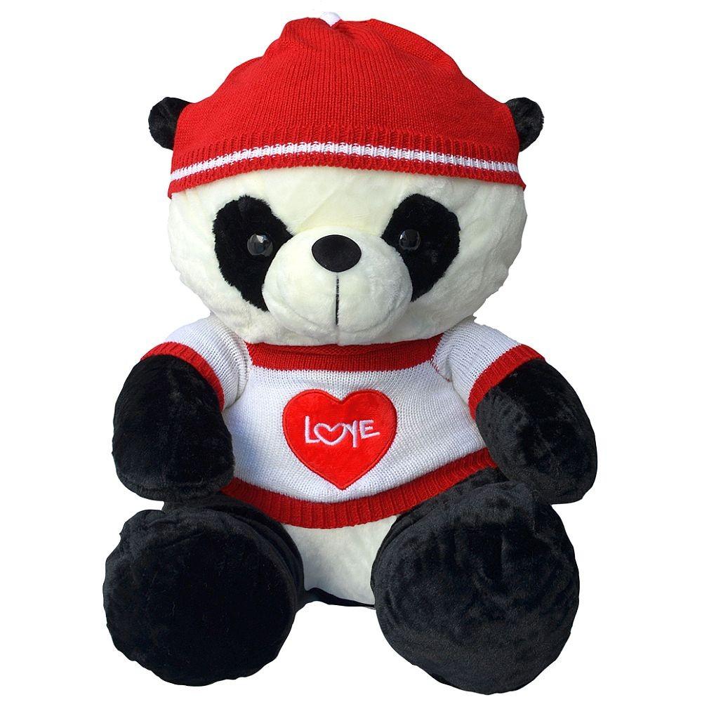 PELUCHE PANDA LOVE (GRANDE)