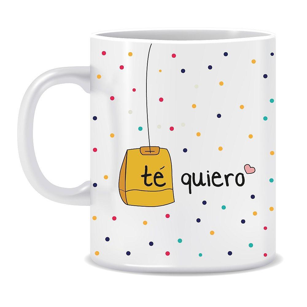 "TAZA ""TE QUIERO"""