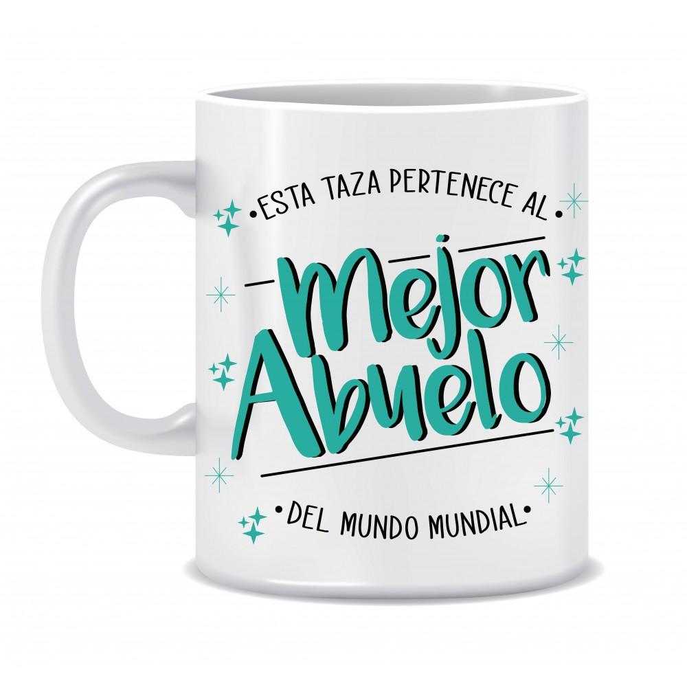 """TAZA """"EL MEJOR ABUELO DEL MUNDO"""""""