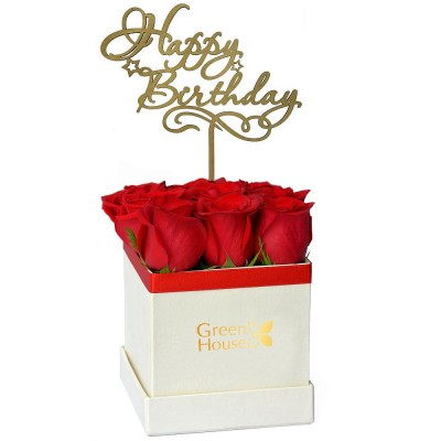 LUXURY BOX - HAPPY BIRTHDAY